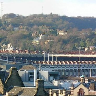 The Road to Murrayfield
