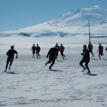 Winter Training Challenges