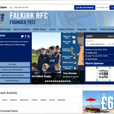 Falkirk RFC Partnership