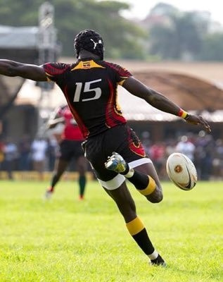 Phillip Wokorach and Ugandan Rugby