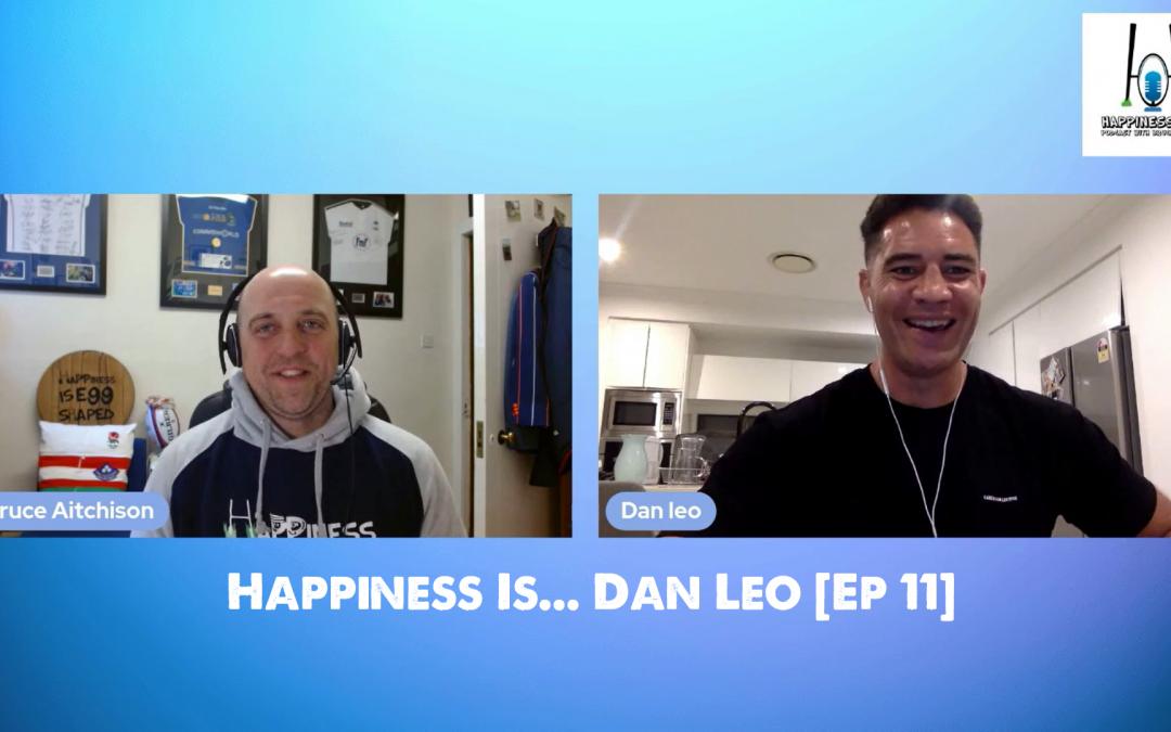 Happiness Is... Dan Leo