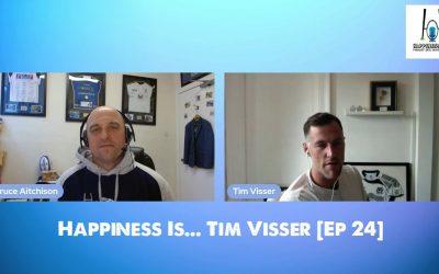 Happiness Is… Tim Visser [Ep 24]