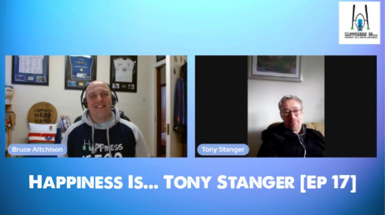Tony Stanger