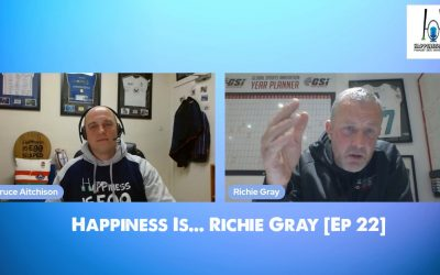 Happiness Is… Richie Gray [Ep 22]